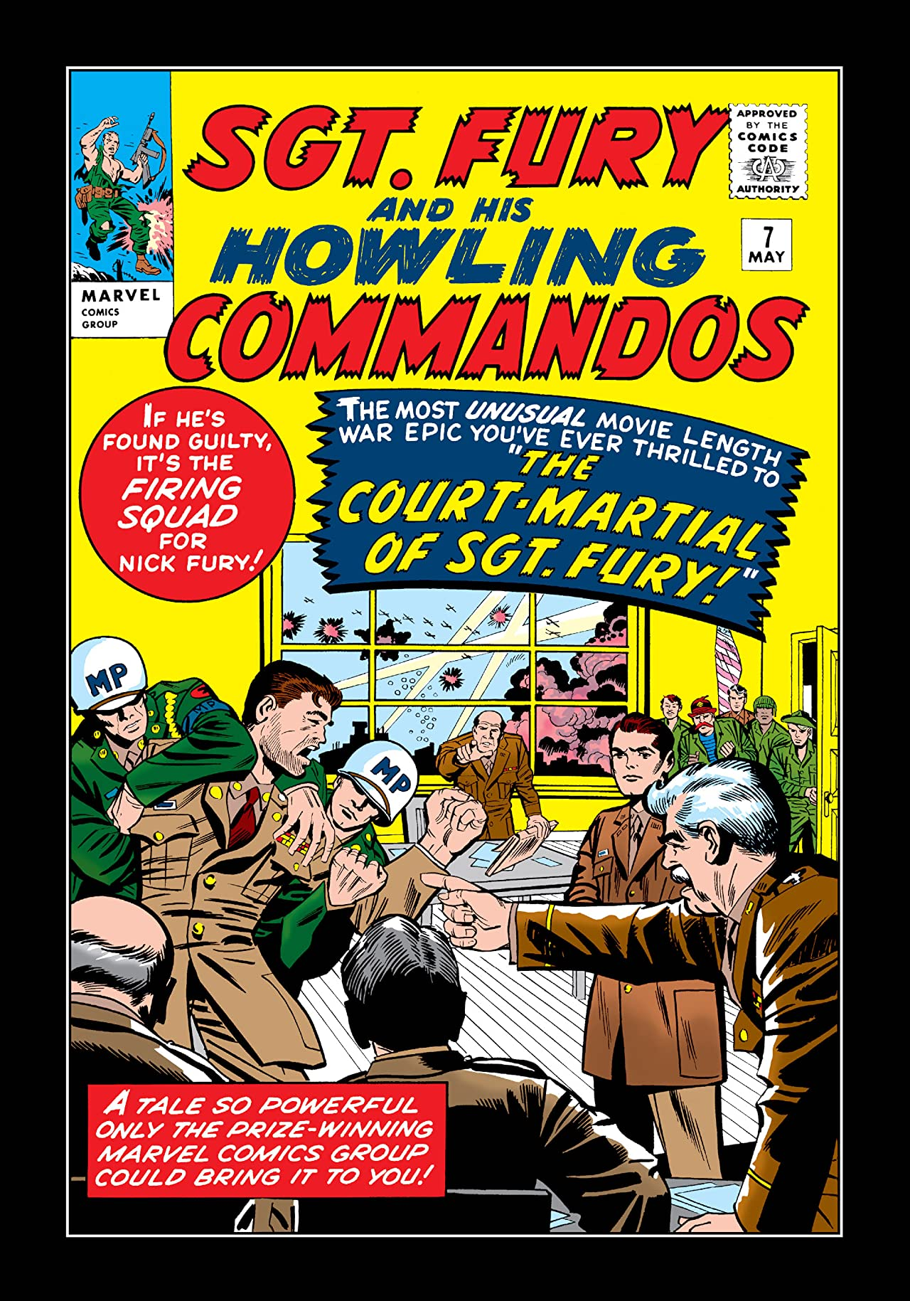 Sgt. Fury and His Howling Commandos (1963-1974) #7