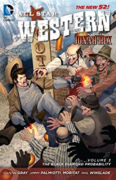 All Star Western (2011-2014) Tome 3: The Black Diamond Probability