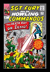 Sgt. Fury and His Howling Commandos (1963-1974) #8