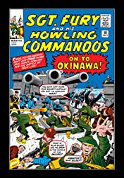 Sgt. Fury and His Howling Commandos (1963-1974) #10
