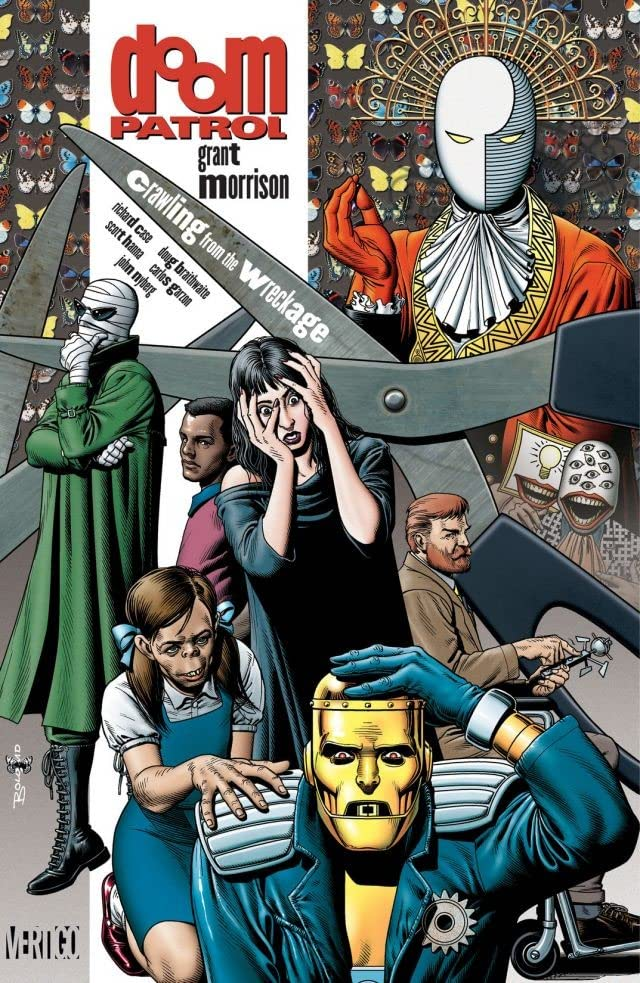 Doom Patrol (1987-1995) Tome 1: Crawling From the Wreckage