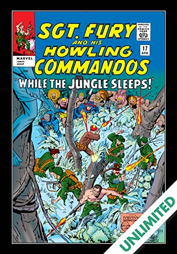 Sgt. Fury and His Howling Commandos (1963-1974) #17