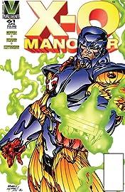 X-O Manowar (1992-1996) #61