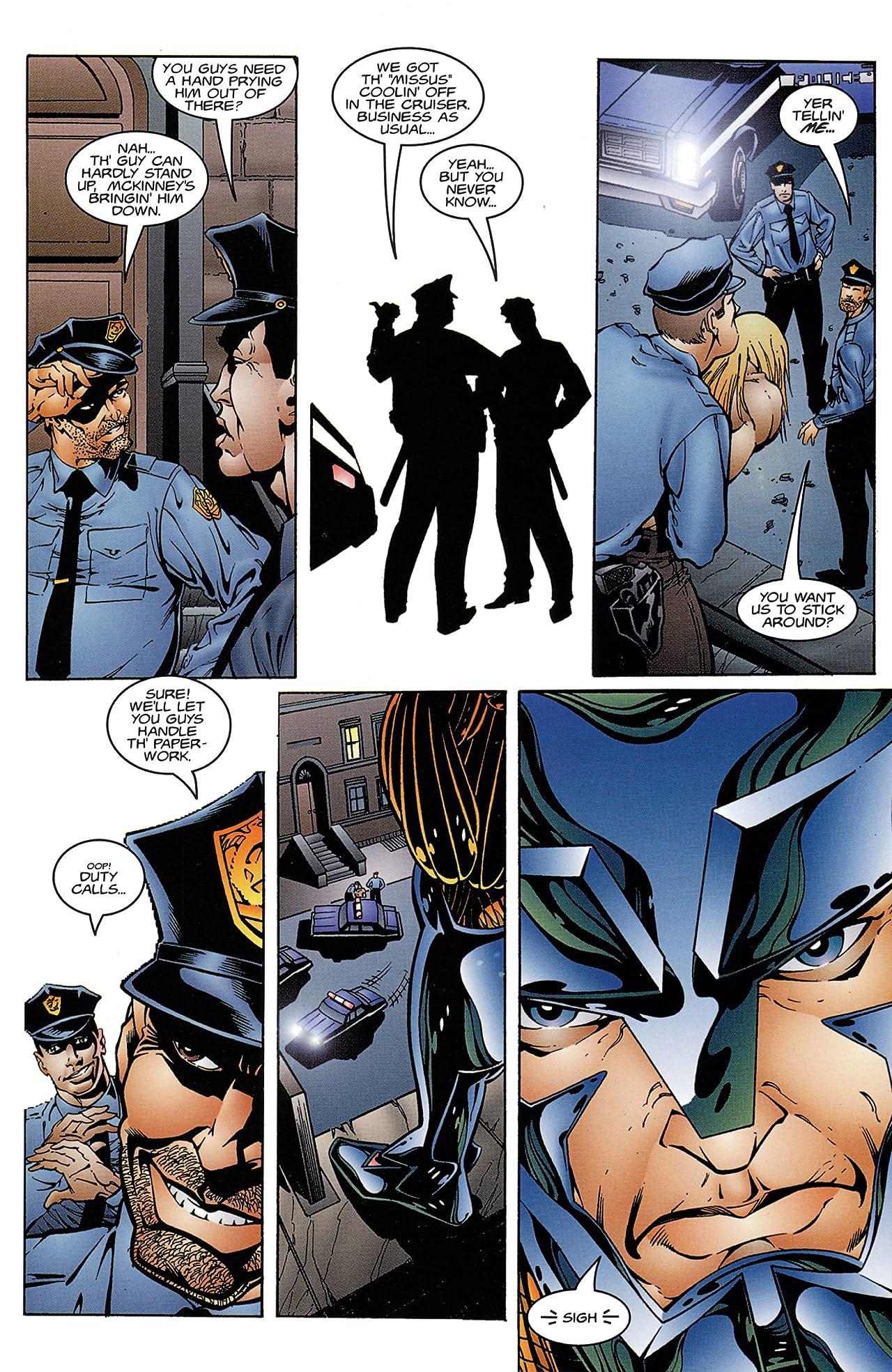 X-O Manowar (1992-1996) #62