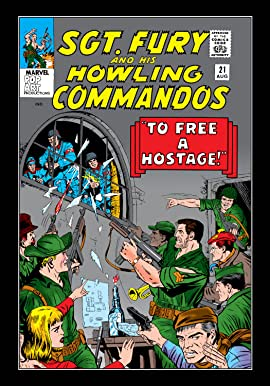 Sgt. Fury and His Howling Commandos (1963-1974) #21