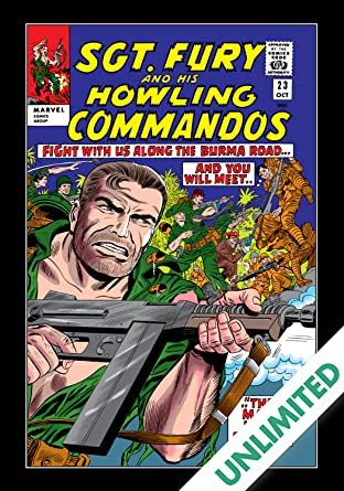 Sgt. Fury and His Howling Commandos (1963-1974) #23