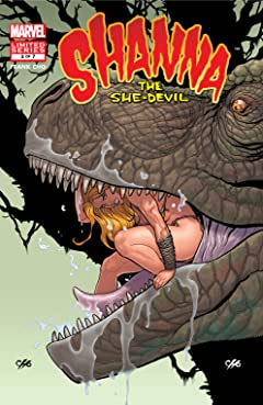Shanna, The She-Devil (2005) #3 (of 7)