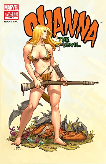 Shanna, The She-Devil (2005) #4 (of 7)
