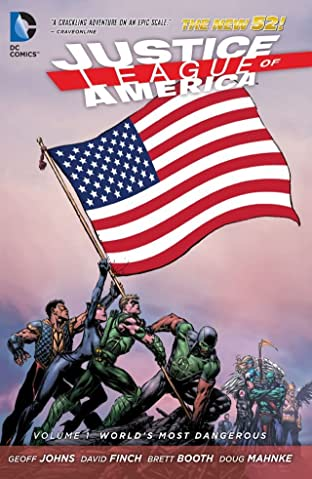 Justice League of America (2013-2015) Vol. 1: World's Most Dangerous