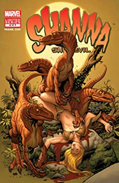 Shanna, The She-Devil (2005) #6 (of 7)