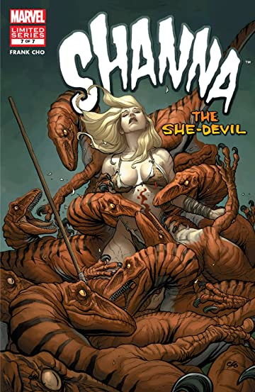 Shanna, The She-Devil (2005) #7 (of 7)