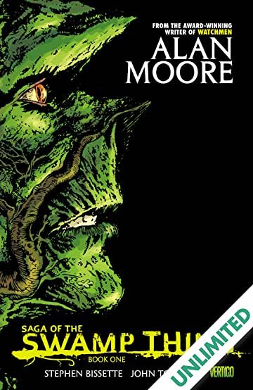 Saga of the Swamp Thing: Book One - Comics by comiXology