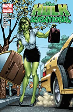She-Hulk: Sensational (2010) #1