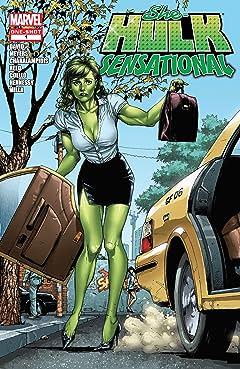 She-Hulk: Sensational (2010) #1
