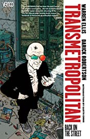 Transmetropolitan Tome 1: Back On the Street