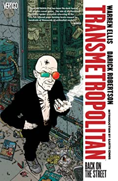 Transmetropolitan Vol. 1: Back On the Street