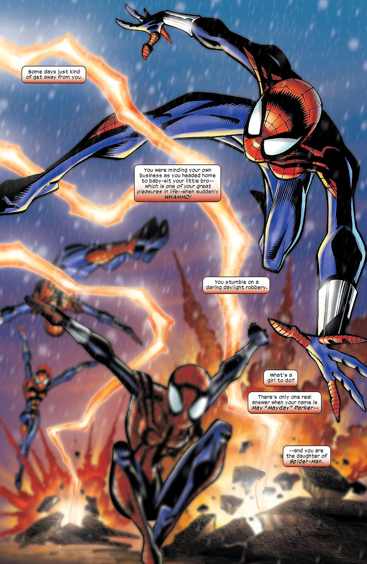 Spider-Girl (1998-2006) #81