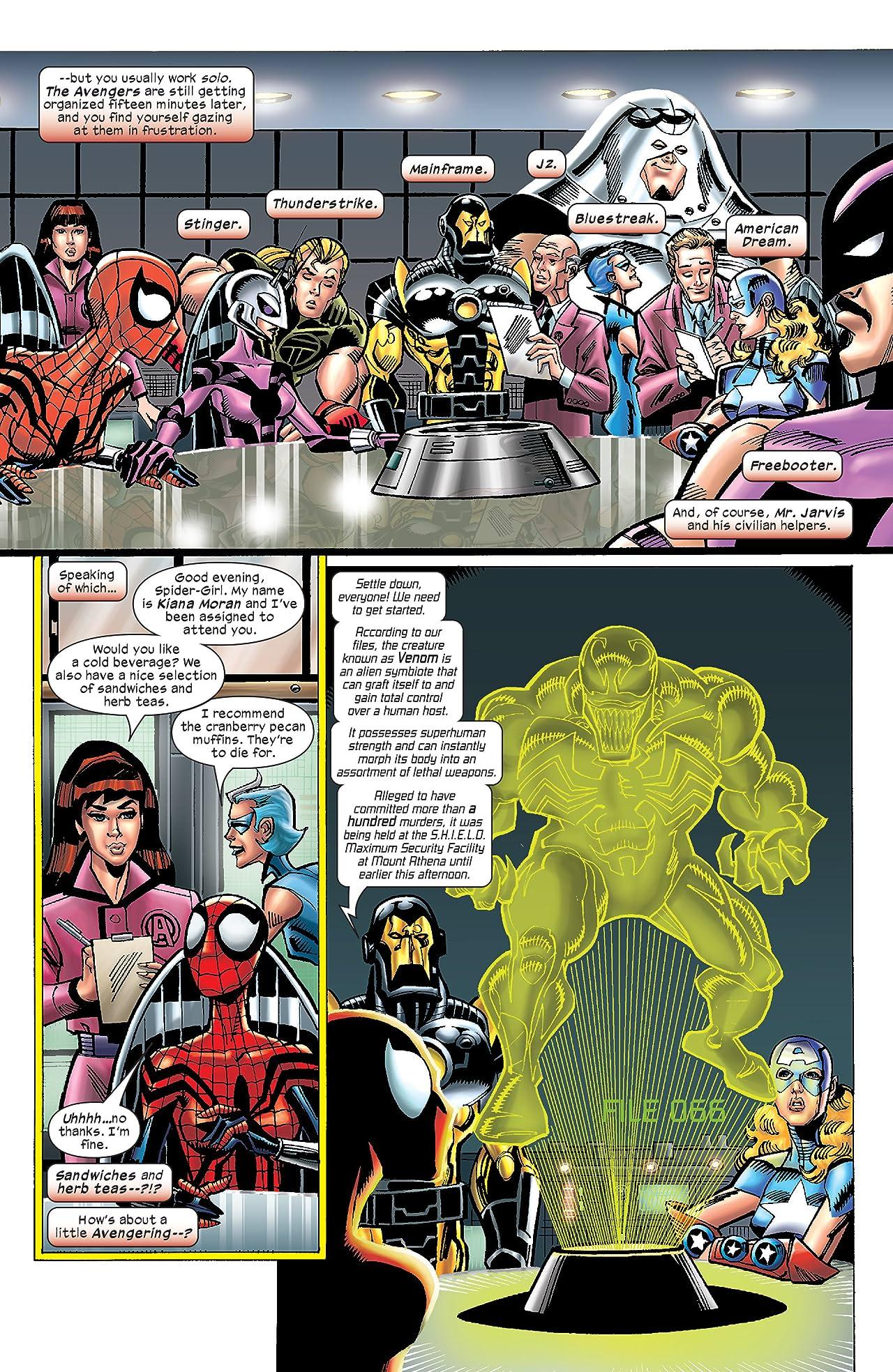 Spider-Girl (1998-2006) #83