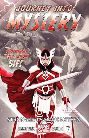 Journey Into Mystery Featuring Sif Tome 1: Stronger Than Monsters