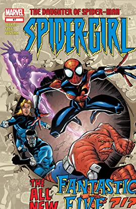 Spider-Girl (1998-2006) #87