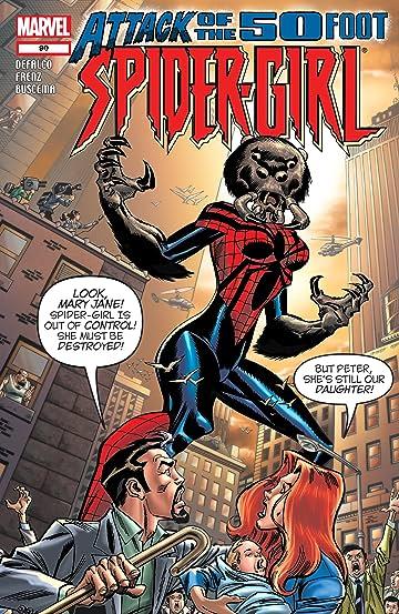 Spider-Girl (1998-2006) #90