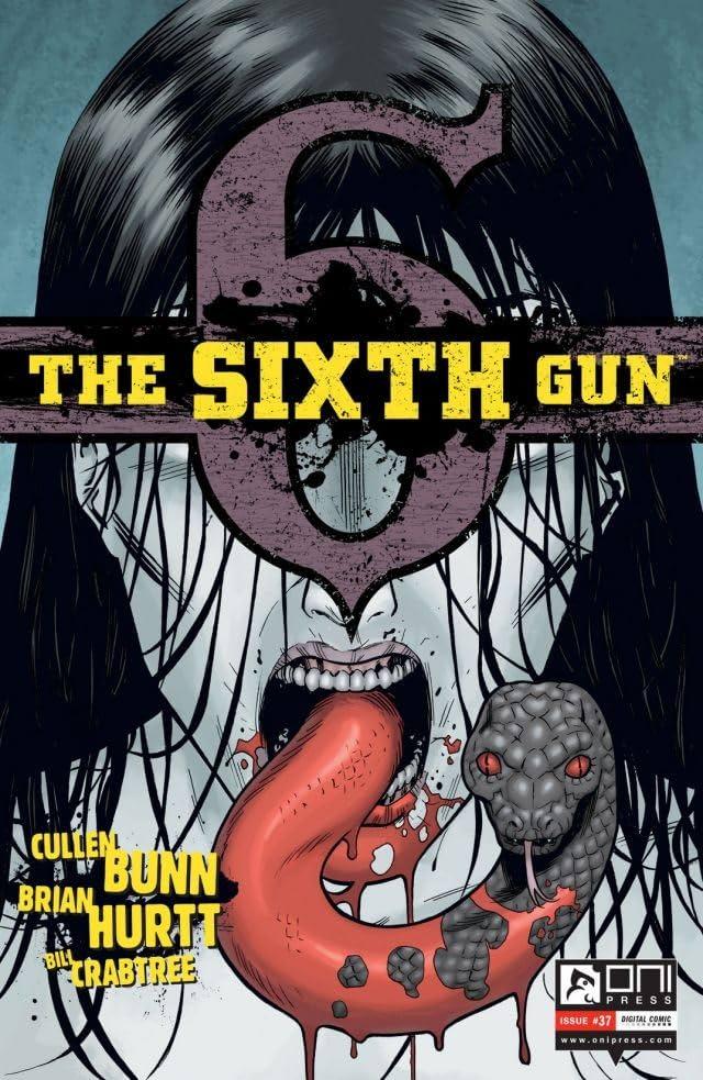 The Sixth Gun #37