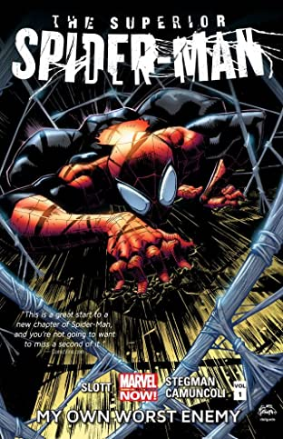 Superior Spider-Man Tome 1: My Own Worst Enemy