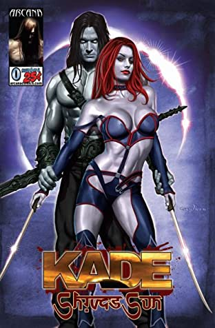 Kade: Shiva's Sun #0