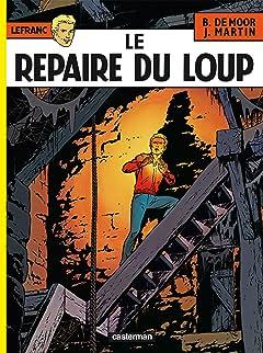 Lefranc Vol. 4: Le Repaire du Loup