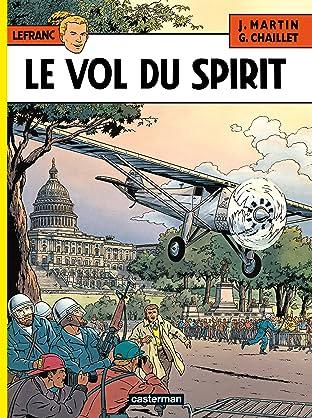 Lefranc Vol. 13: Le vol du Spirit