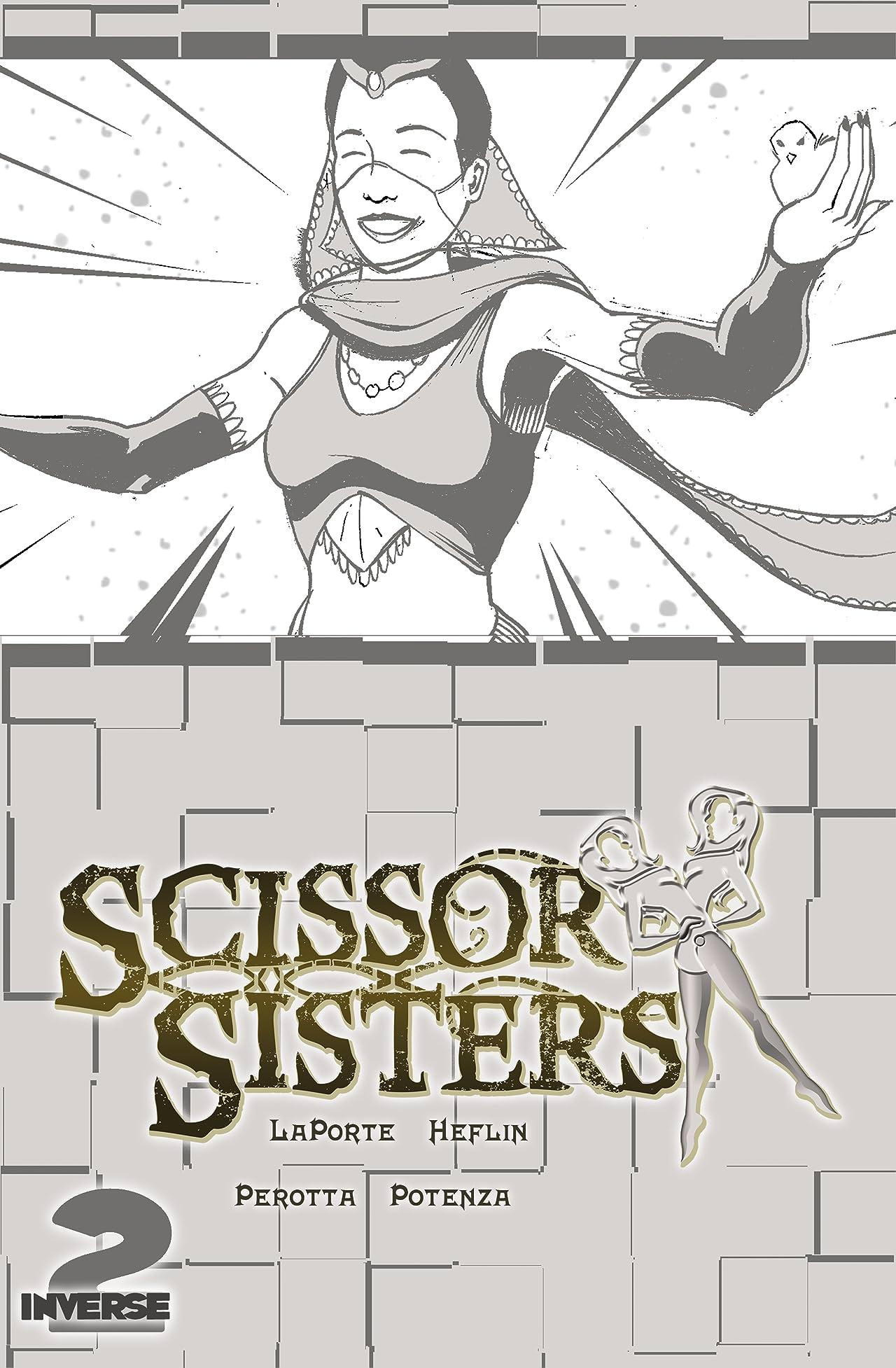 Scissor Sisters #2