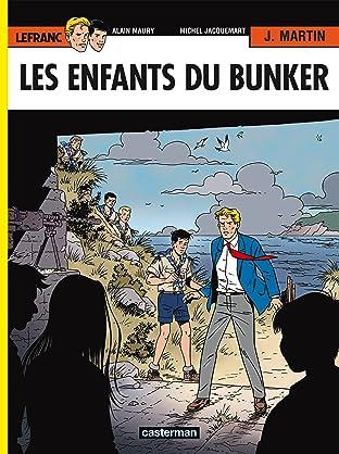 Lefranc Vol. 22: Les Enfants du bunker
