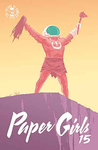 Paper Girls No.15