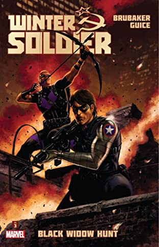 Winter Soldier Tome 3: Black Widow Hunt