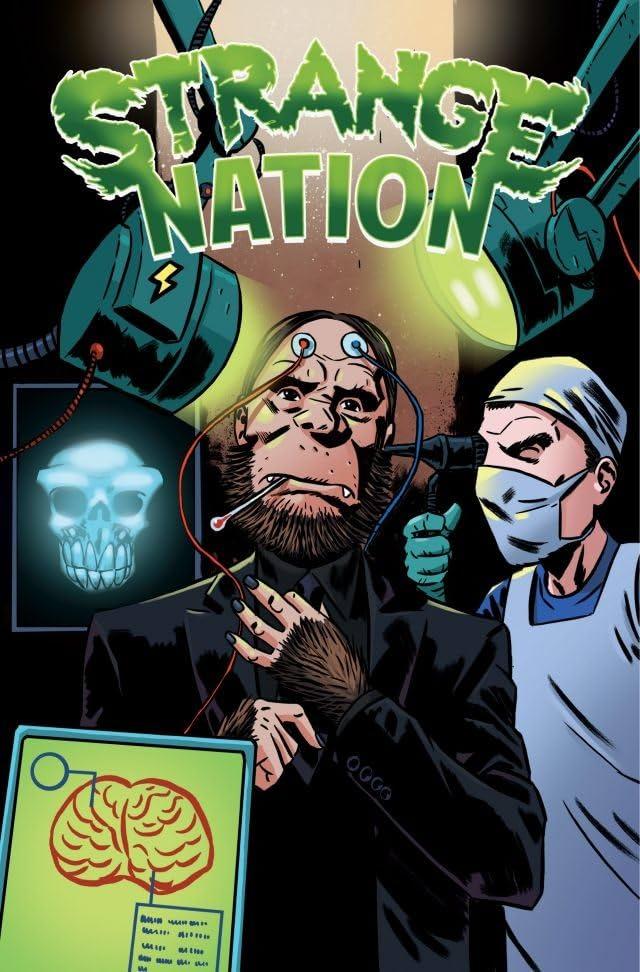 Strange Nation #2