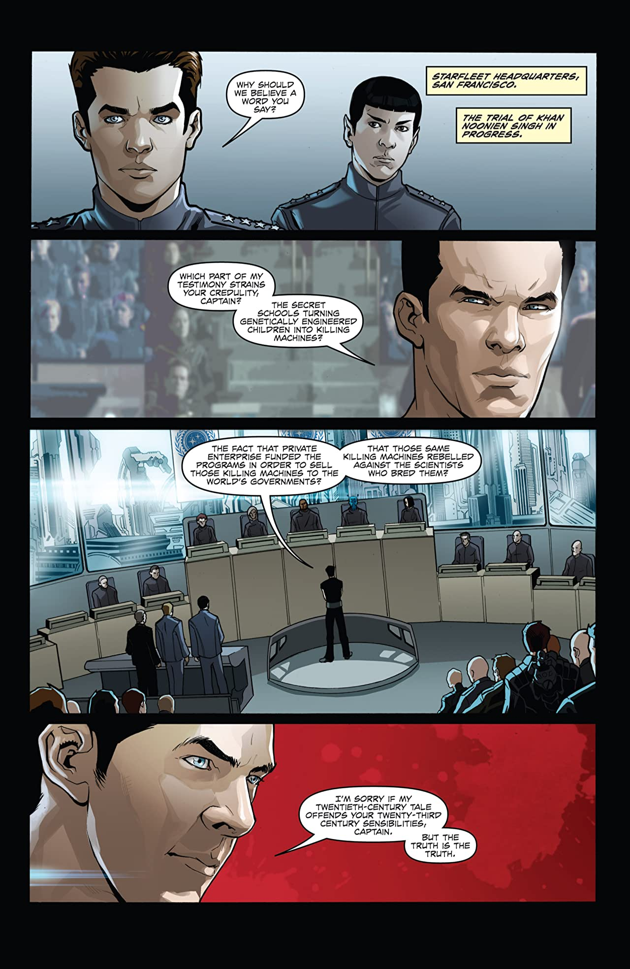 Star Trek: Khan #2 (of 5)
