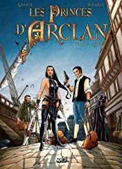 Les princes d'Arclan Vol. 1: Lekard