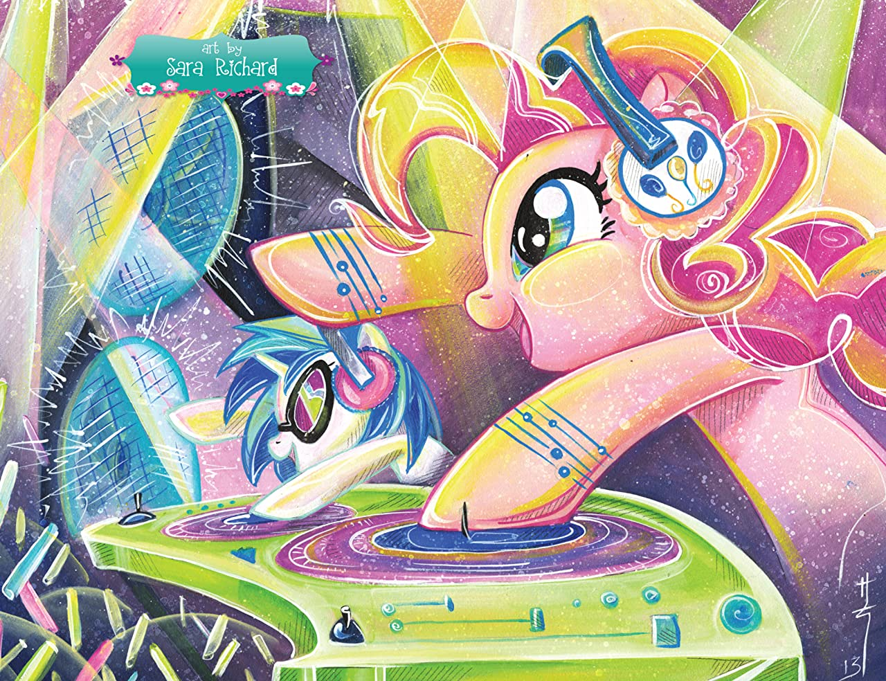 My Little Pony Art Gallery