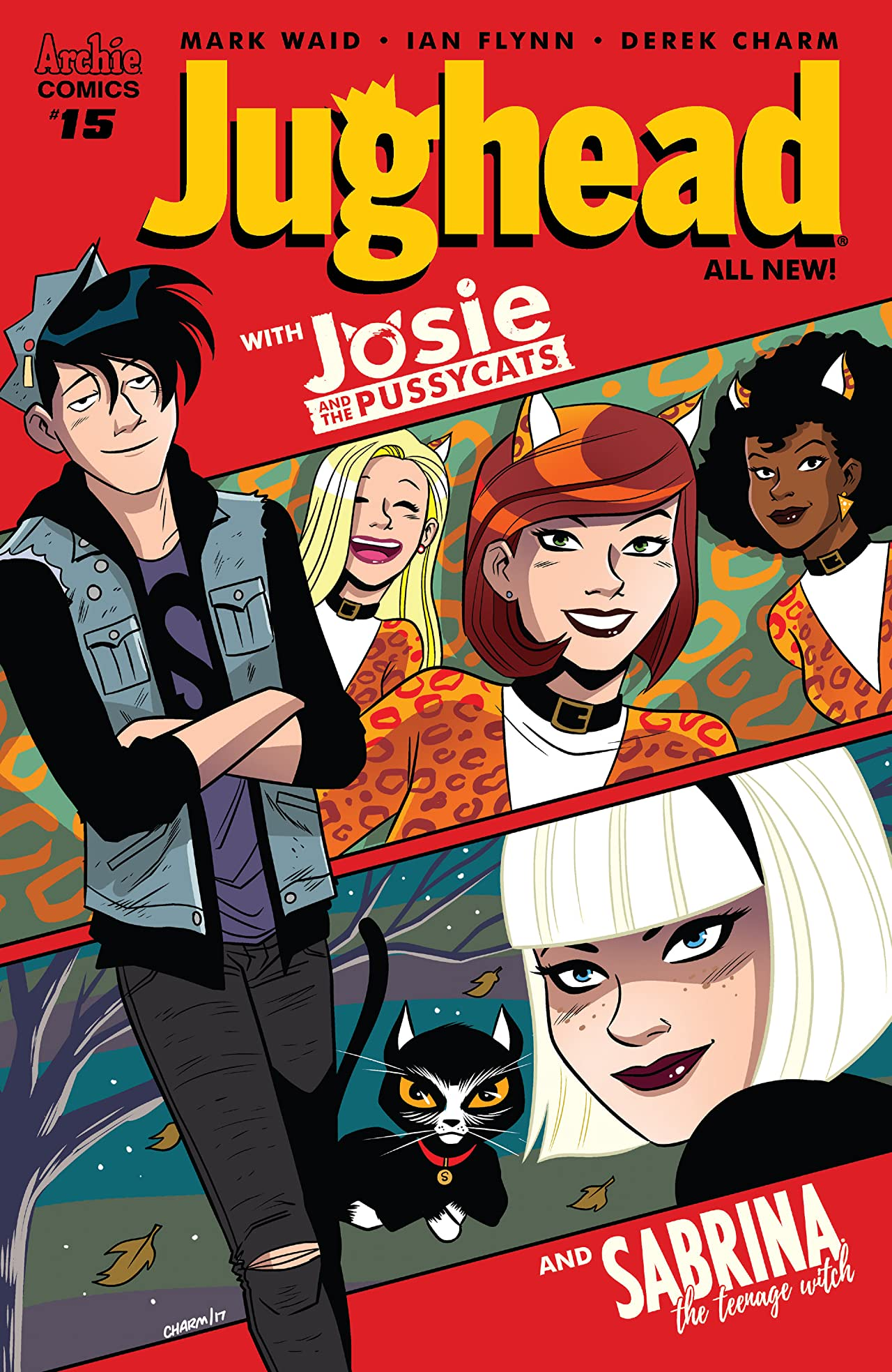 Jughead (2015-) #15