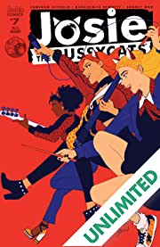 Josie & The Pussycats (2016-) #7