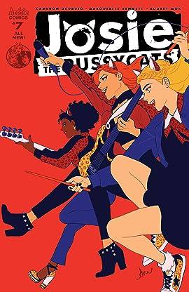 Josie & The Pussycats (2016-) #7
