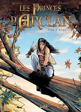 Les princes d'Arclan Vol. 3: Olgo