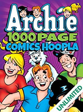 Archie 1000 Page Comics Hoopla