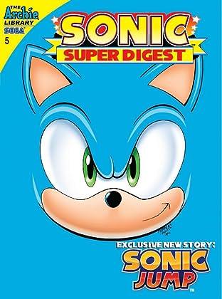 Sonic Super Digest #5