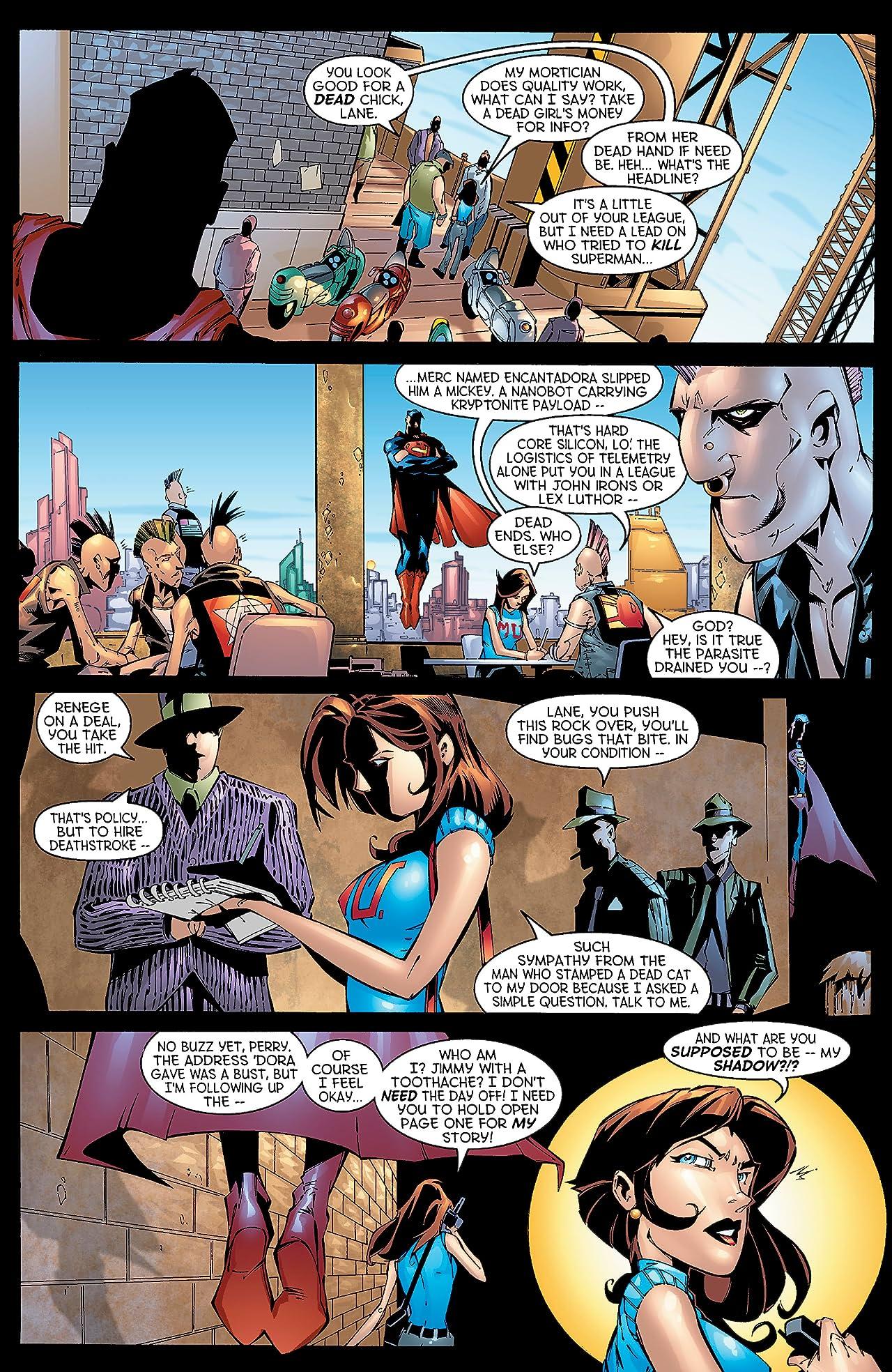 Action Comics (1938-2011) #768