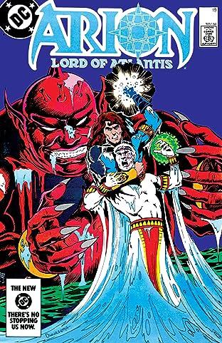 Arion, Lord of Atlantis (1982-1985) #19