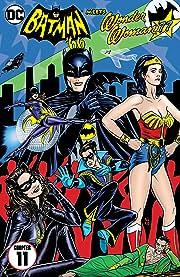 Batman '66 Meets Wonder Woman '77 (2016-2017) #11