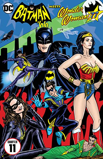 Batman '66 Meets Wonder Woman '77 (2016-2017) #11