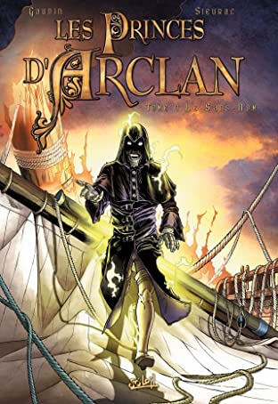 Les princes d'Arclan Vol. 4: Le sans-nom