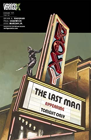 Y: The Last Man No.17